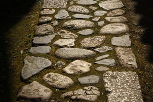 石畳の写真素材 [FYI00213971]