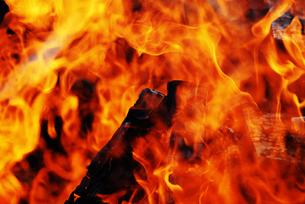 炎の写真素材 [FYI00214012]
