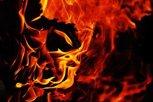 炎の写真素材 [FYI00214014]