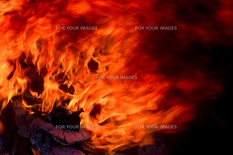 炎の写真素材 [FYI00214024]