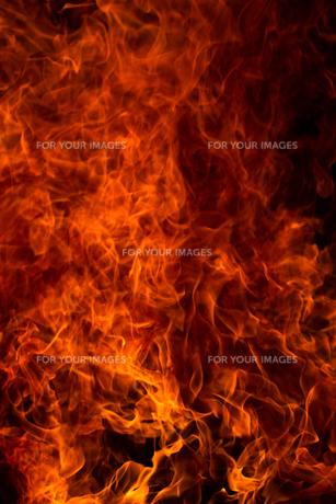 炎の写真素材 [FYI00214060]