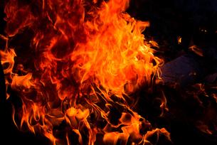 炎の写真素材 [FYI00214094]