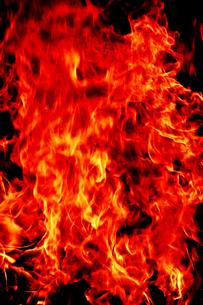 炎の写真素材 [FYI00214116]