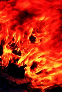 炎の写真素材 [FYI00214148]