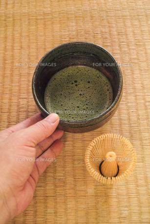 茶道の素材 [FYI00214222]