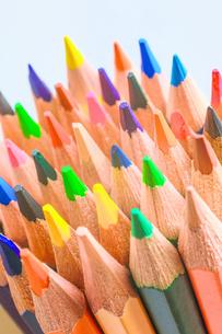 色鉛筆の写真素材 [FYI00214246]