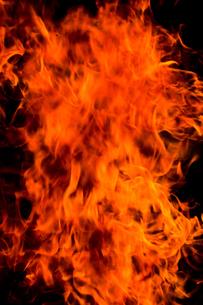 炎の写真素材 [FYI00214308]