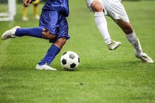 サッカーの写真素材 [FYI00214314]