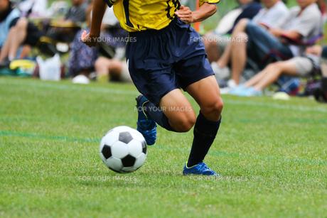サッカーの写真素材 [FYI00214362]