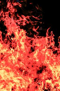 炎の写真素材 [FYI00214363]