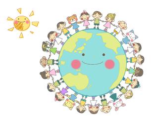 世界の子どもたちの写真素材 [FYI00214466]