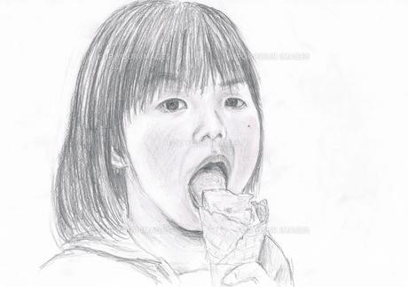 アイスクリームの写真素材 [FYI00214468]