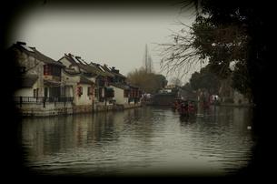 中国の古い町の写真素材 [FYI00214528]