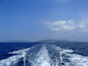島への旅の写真素材 [FYI00215299]