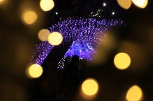 光の回廊の写真素材 [FYI00215300]