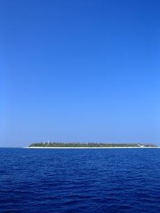沖縄の島の写真素材 [FYI00215322]
