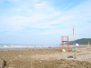 海水浴の写真素材 [FYI00215548]