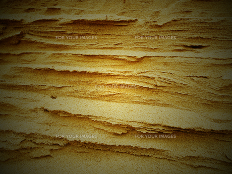 砂の断層の素材 [FYI00215555]