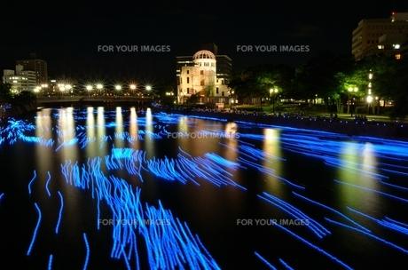 水の都広島の写真素材 [FYI00215573]