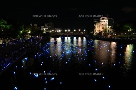 水の都広島の写真素材 [FYI00215580]