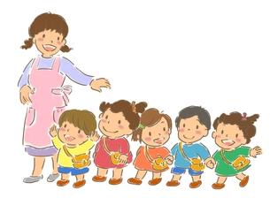 幼稚園の写真素材 [FYI00215663]