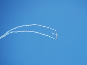 翼の軌跡の写真素材 [FYI00216068]