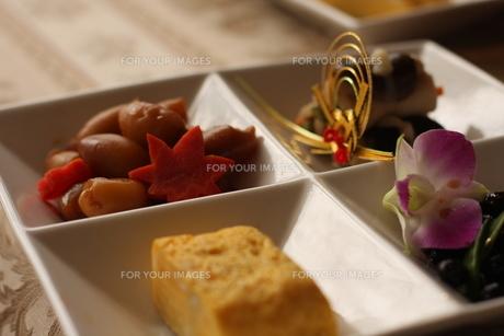 正月料理の写真素材 [FYI00216072]