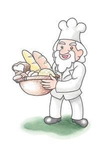 パン屋さんの素材 [FYI00216092]