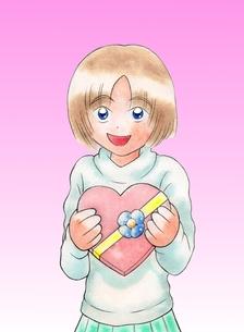 バレンタインの写真素材 [FYI00216112]