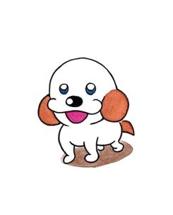 子犬の写真素材 [FYI00216119]