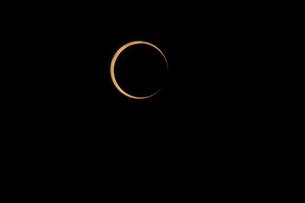 金環日食の写真素材 [FYI00216643]