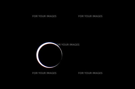 2012年5月21日 金環日食の写真素材 [FYI00216672]