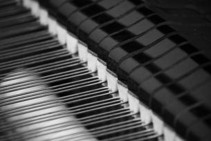 ピアノの弦の写真素材 [FYI00216733]