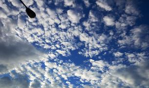 青空の写真素材 [FYI00216860]