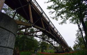 あいあい橋の写真素材 [FYI00218260]