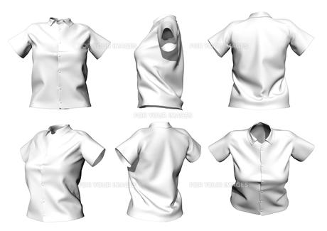 Yシャツの写真素材 [FYI00218407]