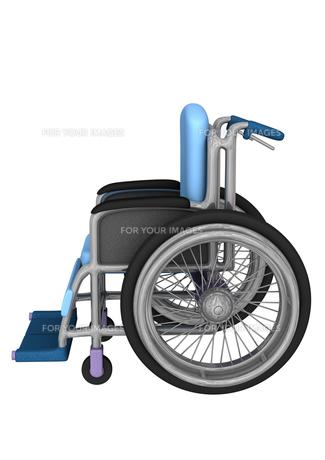 車椅子の写真素材 [FYI00218417]