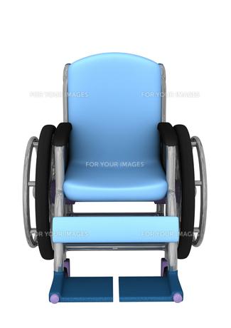 車椅子の写真素材 [FYI00218418]