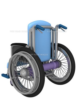 車椅子の写真素材 [FYI00218436]
