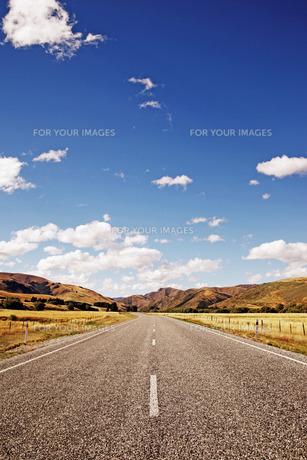 道の写真素材 [FYI00219303]