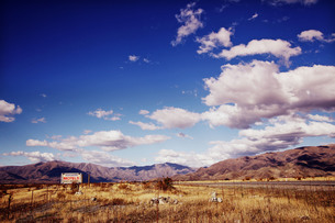 荒野の写真素材 [FYI00219311]