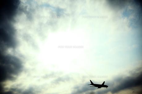 飛行機の素材 [FYI00219336]