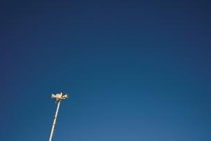 町内放送スピーカーの写真素材 [FYI00219513]