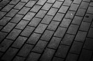 レンガの床の写真素材 [FYI00219698]