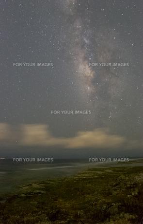 天の川の写真素材 [FYI00219948]