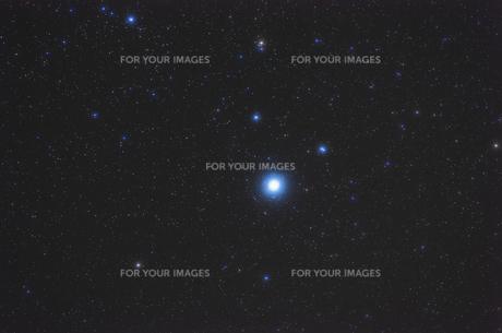 星空の写真素材 [FYI00219949]