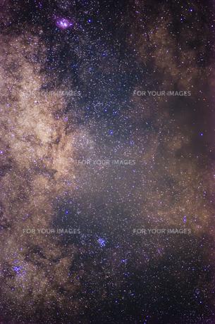 天の川の写真素材 [FYI00219957]