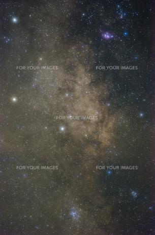 天の川の写真素材 [FYI00219963]