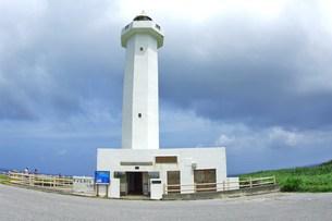 東平安名灯台:宮古島:沖縄の写真素材 [FYI00220307]