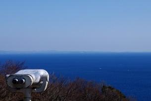 海の見える風景の写真素材 [FYI00220310]